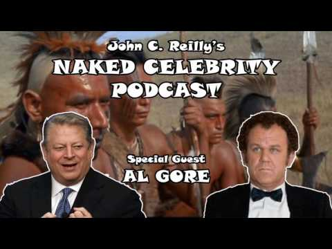 Al Gore Impression Podcast - Indians, Marijuana, John C. Reilly, Recycling, America