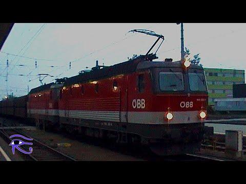 Hbf Graz ÖBB Abendliche Schnappschüsse Sept. 2007 Mit 1044, 4010 Ua.