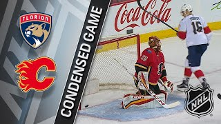02/17/18 Condensed Game: Panthers @ Flames