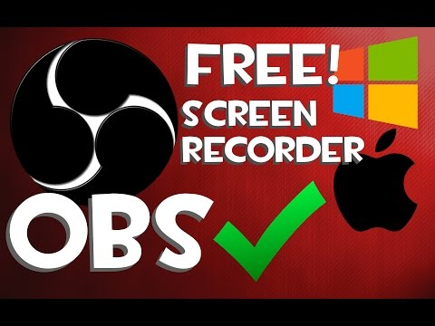 OBS Tutorial - Free Screen Recorder (Mac, PC & Linux) Best Settings - How to basics