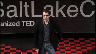 TEDxSaltLakeCity - Jeff Parkin - The Future of Story
