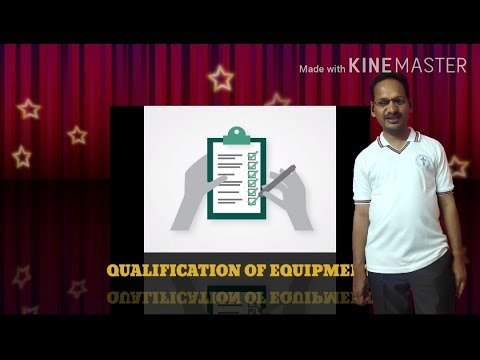 How To Qualify An Equipment In Pharma Industry,Steps To Be Followed In Same|| SM Pharma Solutions