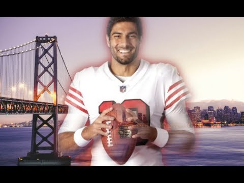 Film Study: How Jimmy Garoppolo's quick release creates an interesting dynamic for San Francisco.