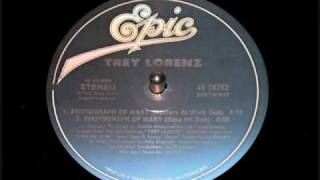 Trey Lorenz - Photograph of Mary (Masters at Work Dub)
