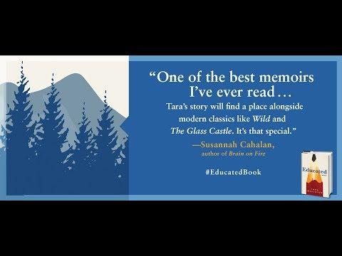 Educated by Tara Westover: The #1 New York Times Bestselling Memoir