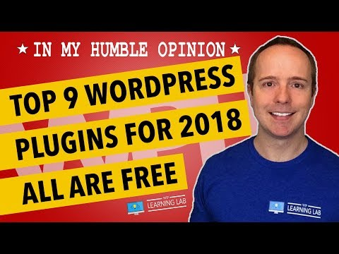 9 Top Plugins 2018 For WordPress – Must-Have Plugins For WordPress