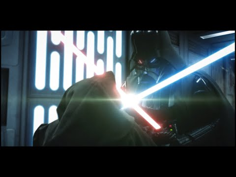 Davie Beatz - So Dope: Re-imaging of Obi Wan/Vader Fight is Much Better Than the Original