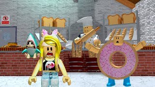 ROBLOX Escape The Evil Bakery Obby