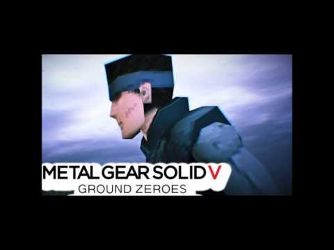 ENCOUNTER (MGS1 Remake) METAL GEAR SOLID V GROUND ZEROES