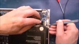 Strombuchsentausch beim Asus Zenbook UX32 A/VD/LA/LN Ultrabook