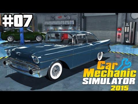 "Car Mechanic Simulator 2015 # 07 ""Chevrolet Bel Air NAPRAWIONY!"" [PL/HD]"