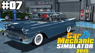 "Car Mechanic Simulator 2015 # 07 ""Chevrolet Bel Air NAPRAWIONY!"" [PL/HD]"