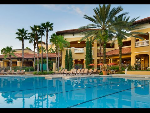 Review Swimming Pool at Floridays Resort Orlando YouTube