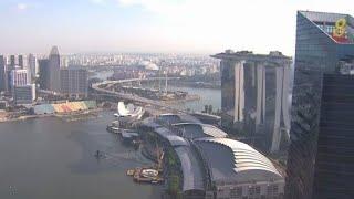 我国今早签署英国新加坡自由贸易协定 - YouTube