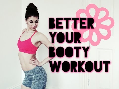 Better Your Booty Workout