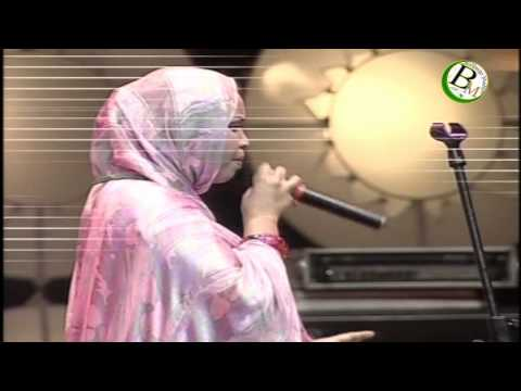 Ghermy mint abba concert 2/2  music mauritania