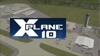 X Plane 10 Demo Trailer