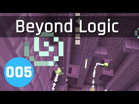 Beyond Logic #5: X-Wings | Minecraft