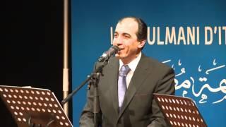 """الصبح بدا من طلعته"" - حفل إيطاليا 2014 - Rachid Gholam"