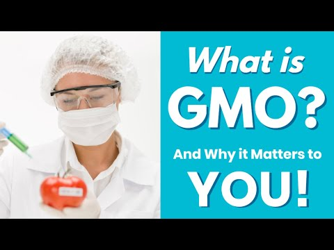 What is GMO - Why is GMO important - How does GMO affect your health - Dr. Claudia Gabrielle MD