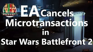 EA Cancels Microtransactions in SWBF II - Did We Win?