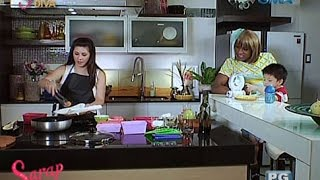 Sarap Diva: Healthy snack for Nate