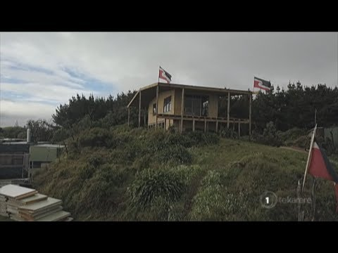 Long-time Black Power member claims right to build home on ancestral land without consent