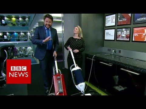 EU bans inefficient vacuums: The BBC gets cleaning - BBC News