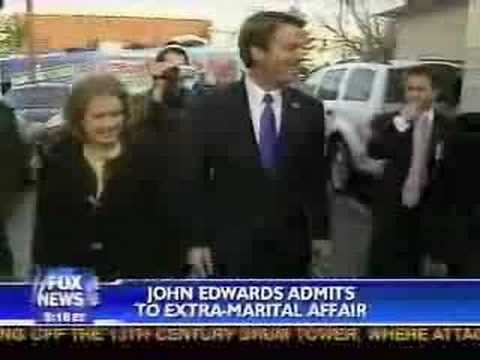 Fox's Greg Jarrett on John Edwards