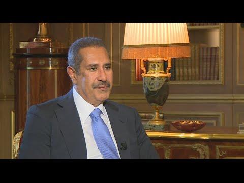 'Le prince héritier saoudien est mal conseillé', dit l'ex-Premier ministre qatari sur France 24