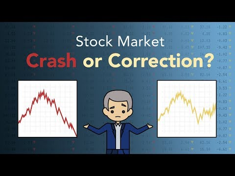 Stock Market Crash vs Correction 2018 | Phil Town
