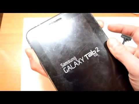 Samsung P3100 прошивка