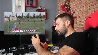 Imagen del video: INSULTAN A JUGADORES Y A LA ÁRBITRA