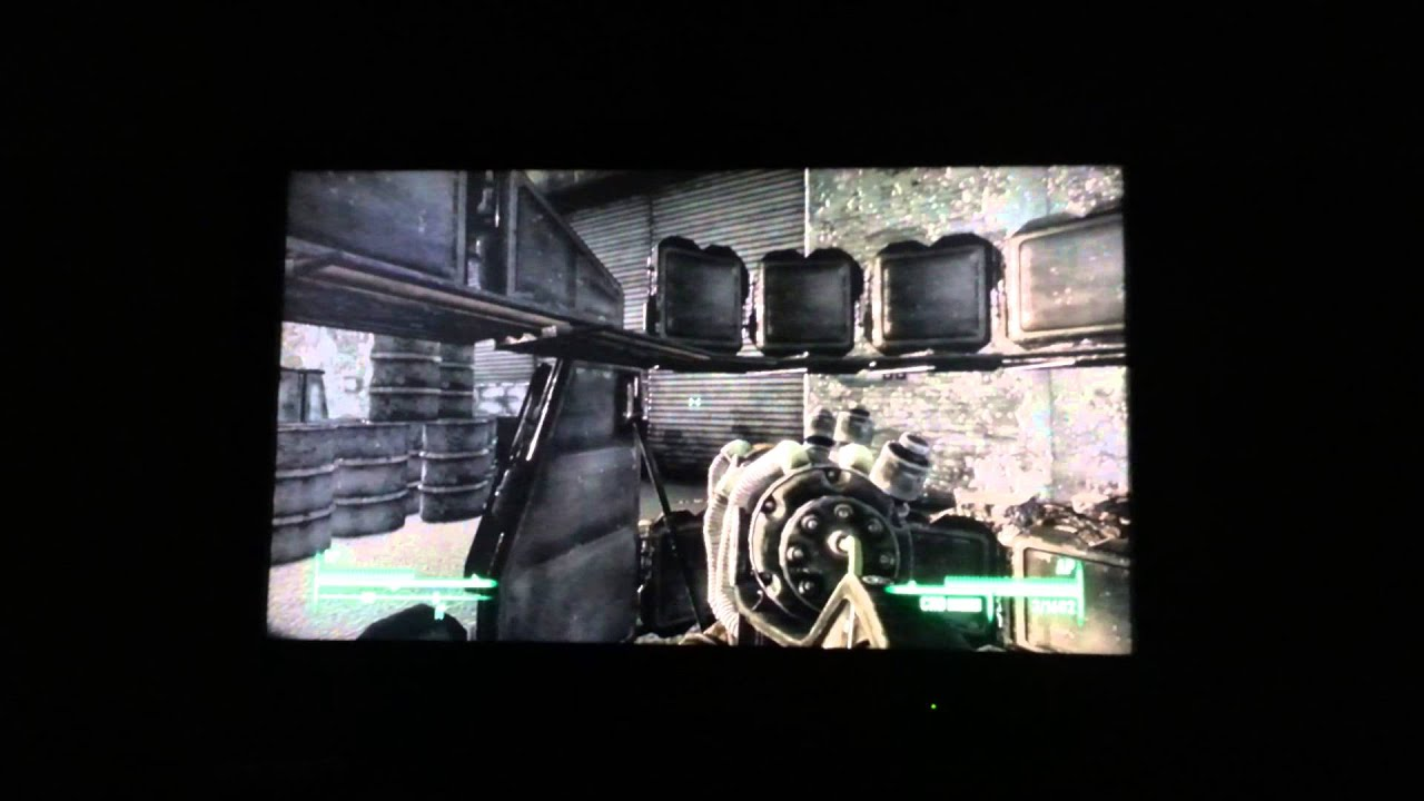 Fallout 3 GOTY Edition PS3 ultra lag & freezing