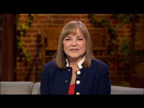 Loretta Sanchez campaigning for U.S. Senate