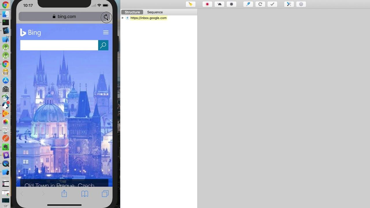 Setup Charles Proxy with iOS Simulator