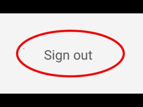 Delete gmail account from youtube app