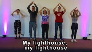 My Lighthouse by Rend Collective - Actions for church