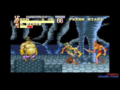 1994 The Pirates of Dark Water (SNES) Game Playthrough Retro Game