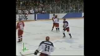 Olympics 2002 Russia-Czech Republic 1/4 finals