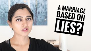 Wife Lied About her Virginity | Smile With Prachi