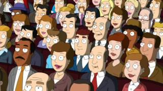 American Dad! Roger or Stan, Who Is The Better Actor?  (Uncensored)