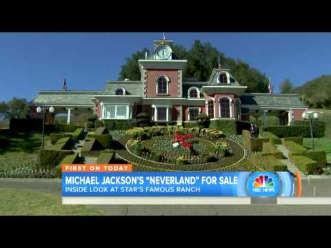 Michael Jackson's Neverland Ranch is for sale See how it looks today