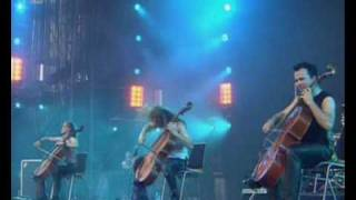 Hall of the Mountain King(Live) Apocalyptica***