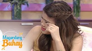 "Magandang Buhay: Melai, ""Ang forever is a choice and I choose my forever"""