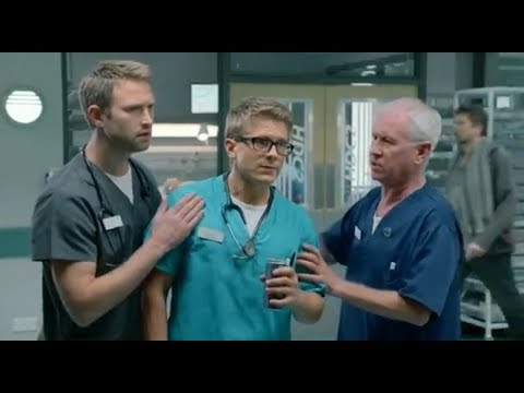 Casualty   Series 30 Episode 19 - Cal And Ethan Scenes