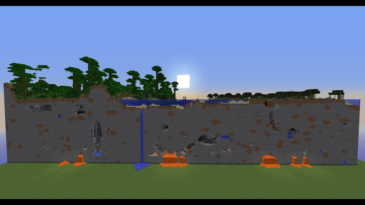 Amazing Minecraft World! (Free Download)