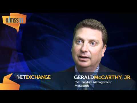 HIMSS 11 Perspective: Gerald McCarthy, Jr. of McKesson