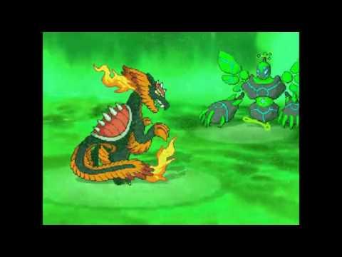 Pokémon Uranium - Final Boss and Ending Credits