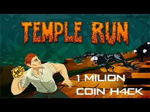 Temple Run 1,000,000,000 Coin